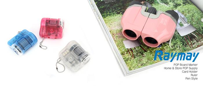 Raymay 레이메이 콤팩트 타입 단안경 (망원경) - 펜스테이션, 45,000원, 휴대아이템, 안경/렌즈케이스